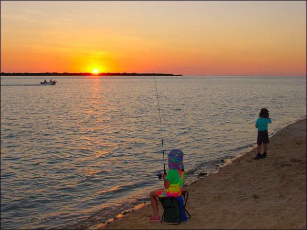 Fishing – Estuary