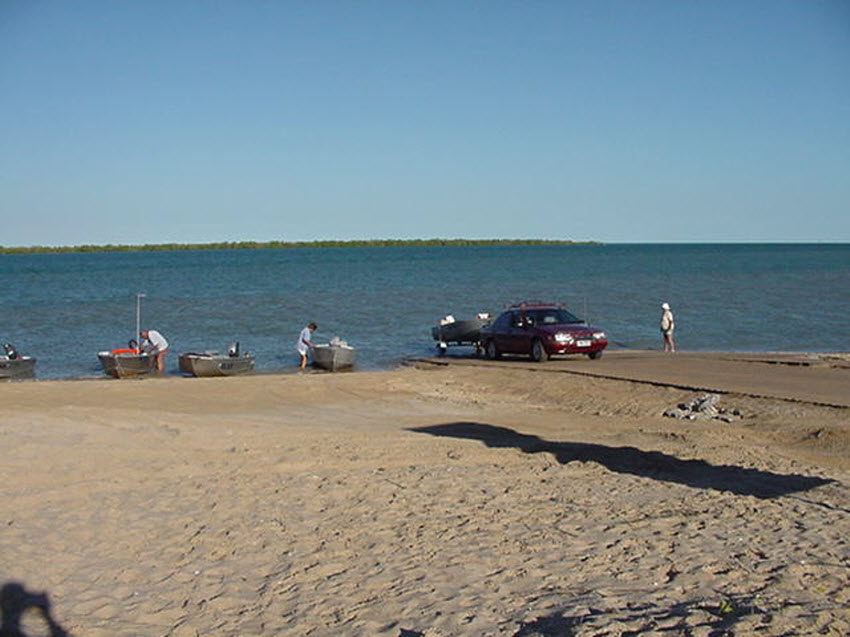 Karumba_Point_Sunset_Caravan_Park_Boat_Ramp_016