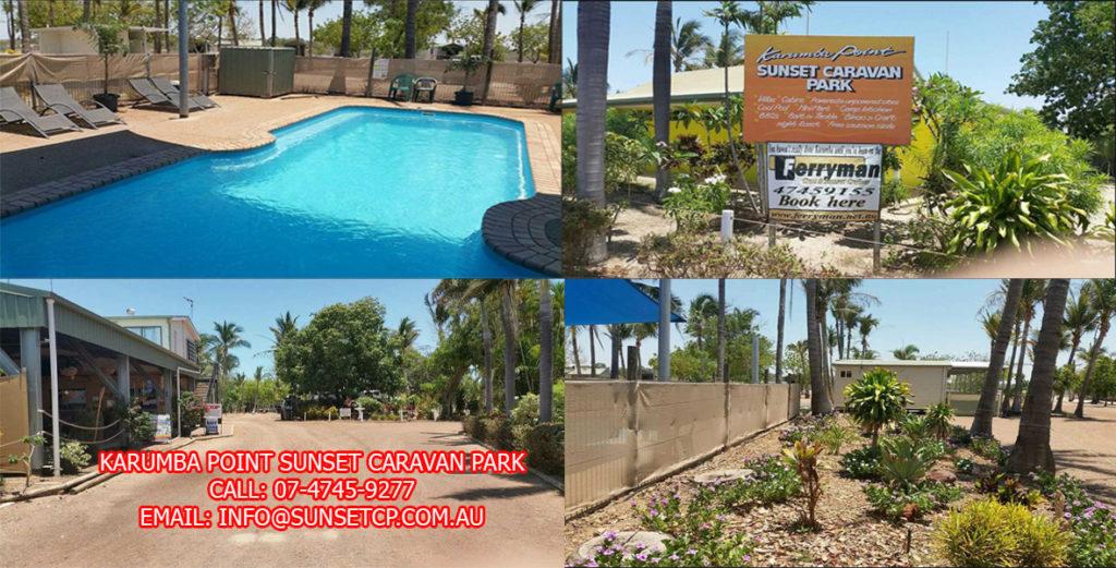 Karumba Point Sunset Caravan Park Holidays Accommodation Hotel Fishing Barramundi