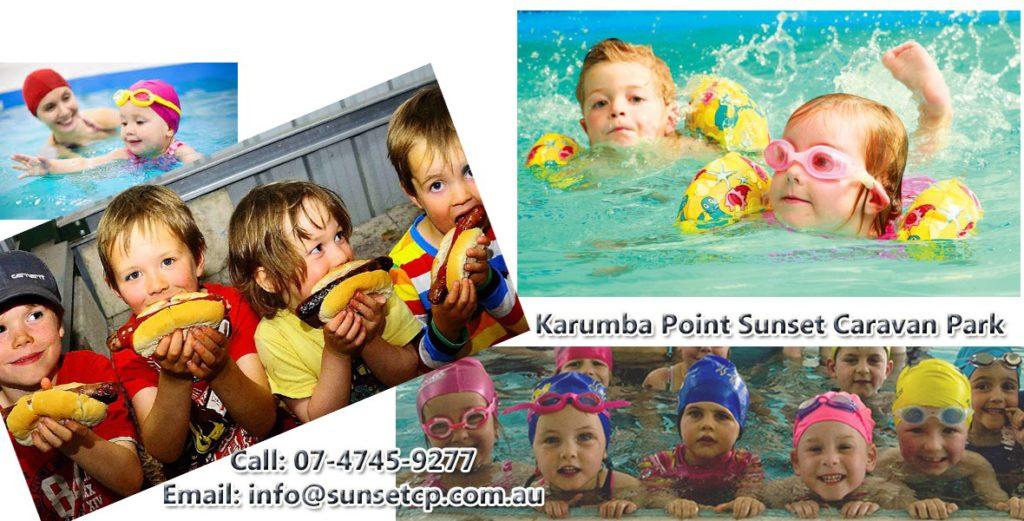 Karumba Point Sunset Caravan Park ChildreKarumba Point Sunset Caravan Park Children Holidays Holidays