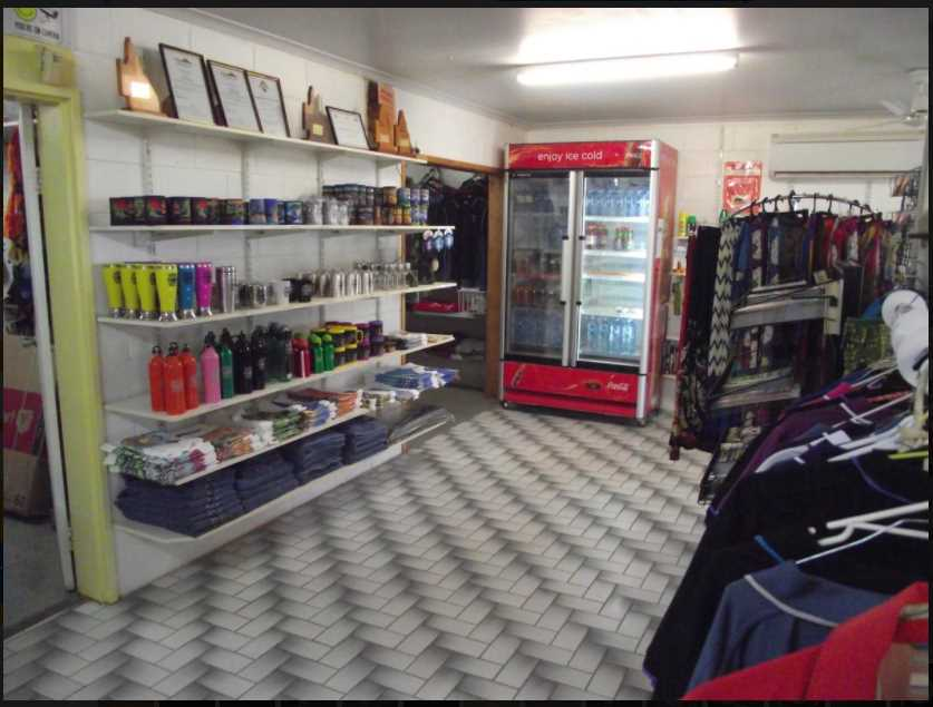 Shop Karumba Point Sunset Caravan Park