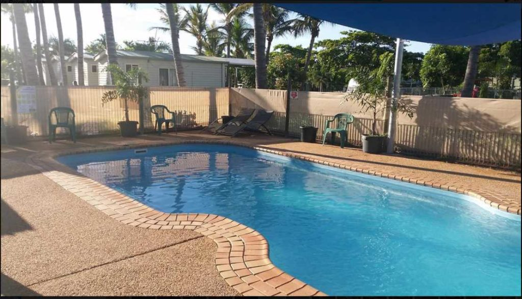 Karumba Point Sunset Caravan Park Swimming Pool