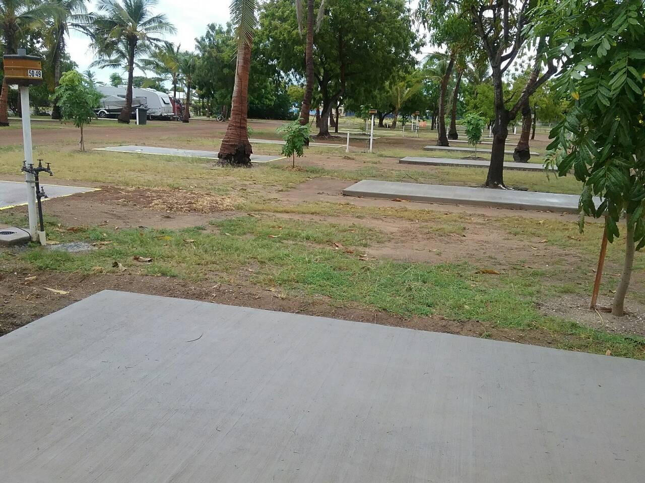 Slabs in Park