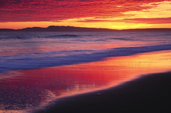 Karumba Point Sunset Caravan Park Magnificent Sunset