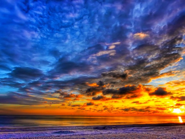 sea-sky-sunset-day-beach-clouds-nature-ray-free-hd-97023