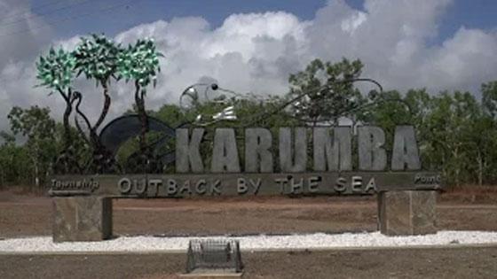 19 Karumba Point Sunset Caravan Park Accommodation Hotels Fishing Birds Outback Near to Sea