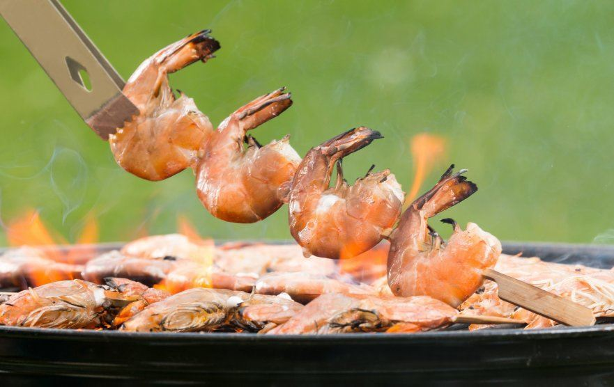 "01 Shrimp-on-the-Barbie-881x556Don't Say ""Put Another Shrimp on the Barbie"" Photo (C) Shutterstock, Jag cz"