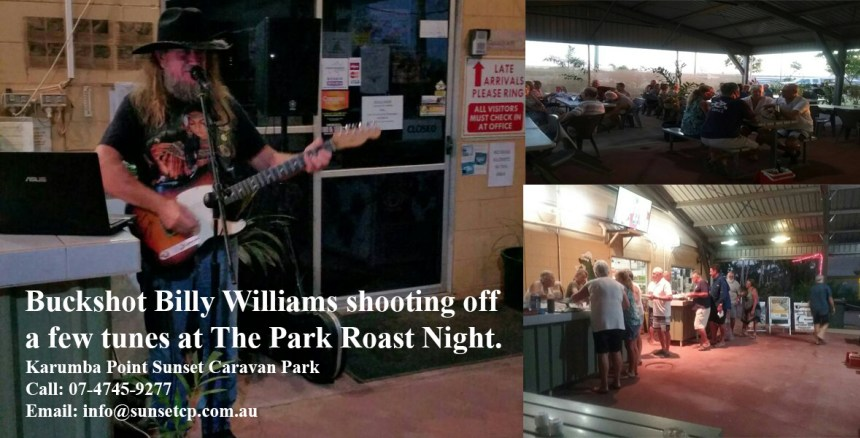 Buckshot-Billy-Williams-shooting-off-a-few-tunes-at-The-Park-Roast-Night
