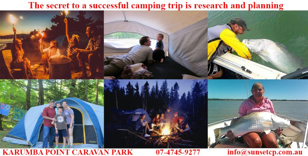 Karumba Point Sunset Caravan Park Camping and Caravanning