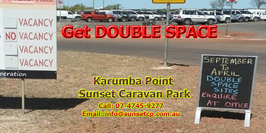 Get Double Space
