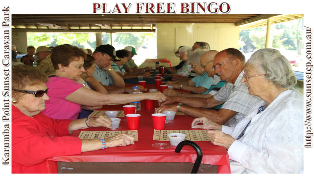 bingo-free-karumba-point-sunset-caravan-park