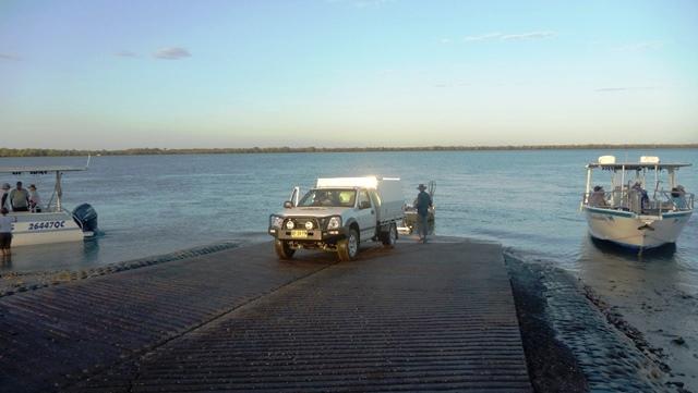 Karumba Boat Ramp - Karumba Point Sunset Caravan Park