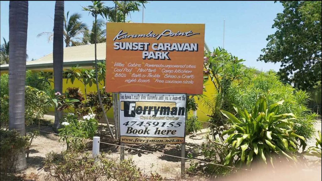 Park Images Karumba Point Sunset Caravan Park 07-12-2016