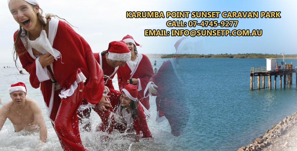 Welcome Karumba Point SUnset Caravan Park Holidays