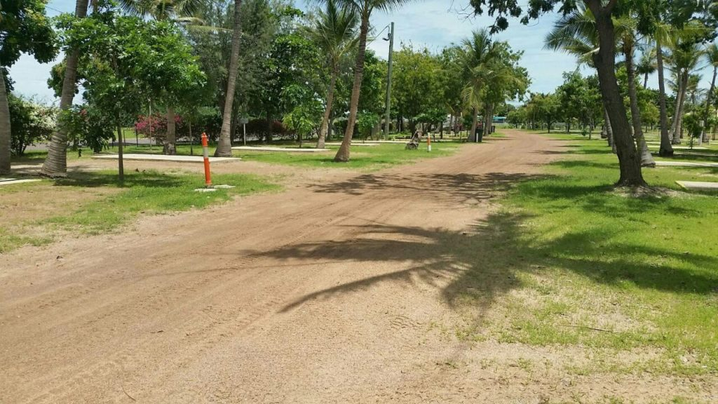 Park Gardens Karumba Point Sunset Caravan Park