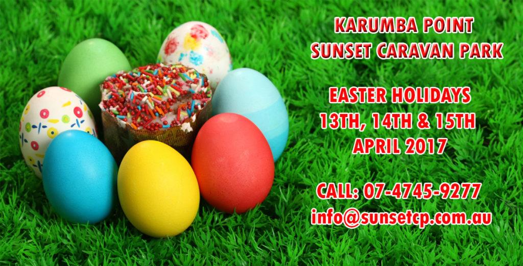 Karumba Point Sunset Caravan Park Fishing Easter 2017