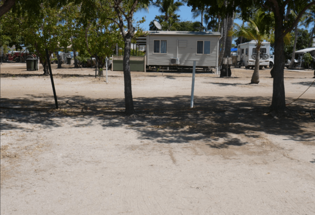 Park View Karumba Point Sunset Caravan Park January 2018