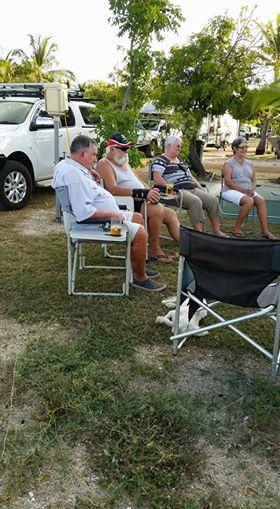Desley Cattermole Visit Karumba Point Sunset Caravan Park