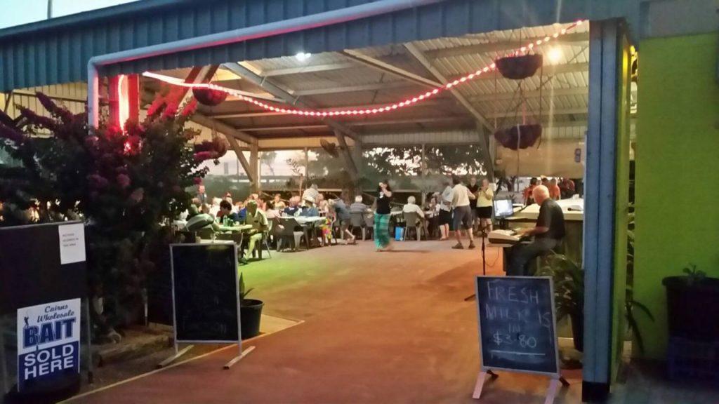 Friday Roast Night Karumba Point Sunset Caravan Park