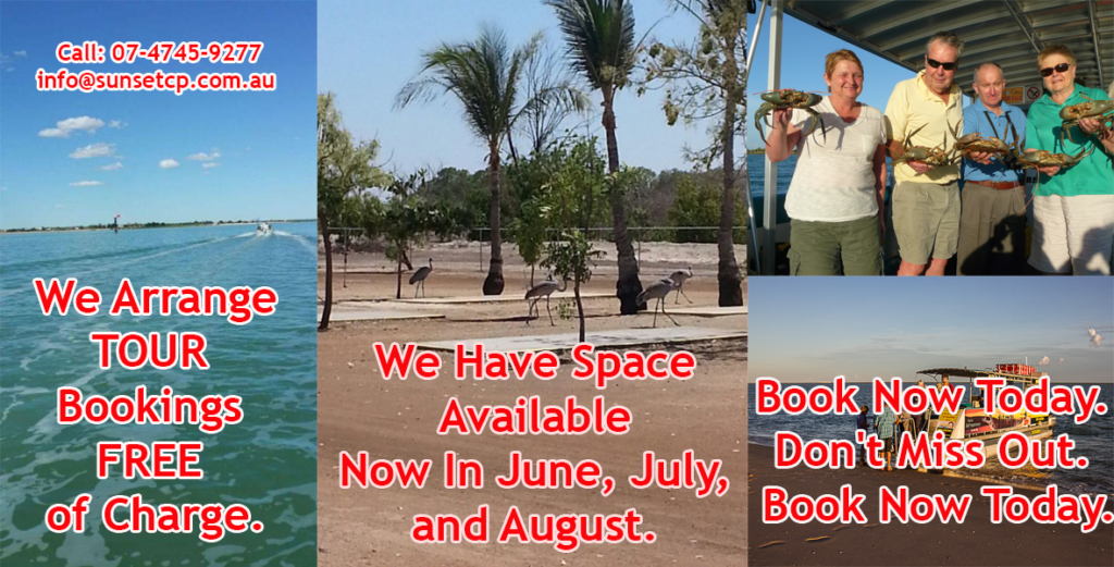 We have space available now in June. Book now today. Don't miss out. Book now today.