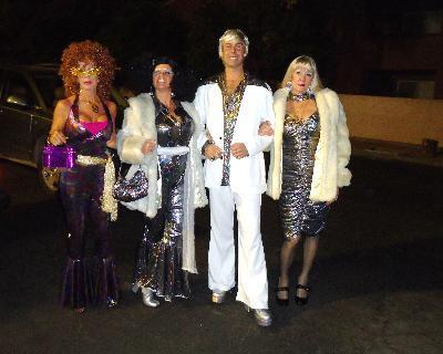 70's Disco Charity Night Karumba Point Sunset Caravan Park