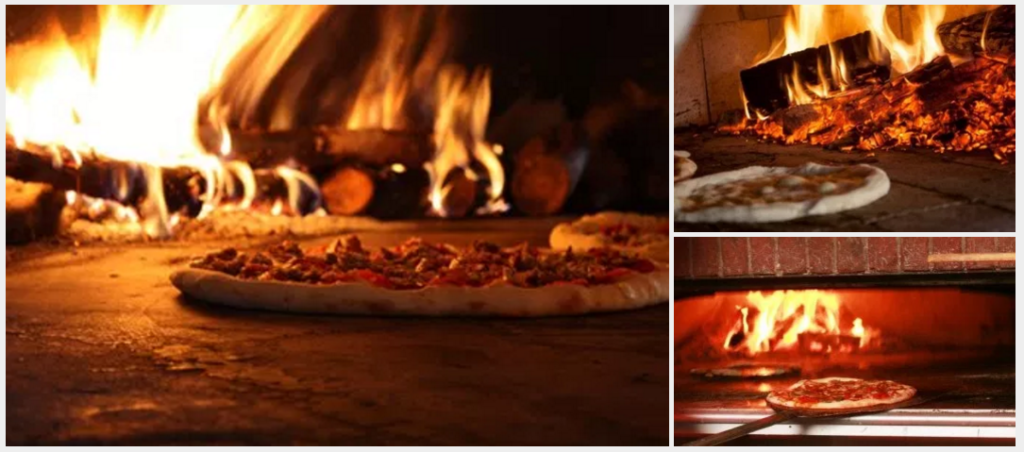 Wednesday Happy Hour Wood Fired Pizzas