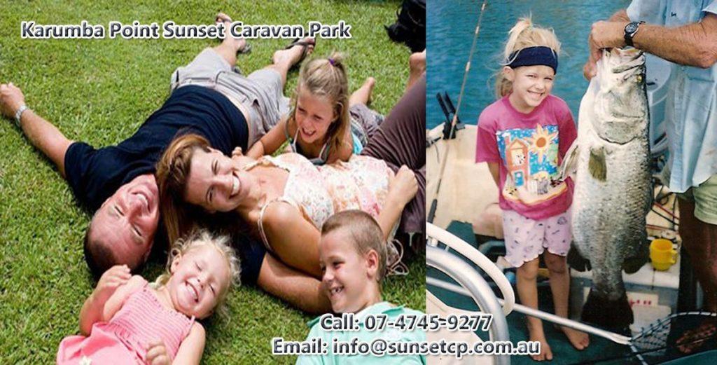 Karumba Point Sunset Caravan Park For Children Holidays