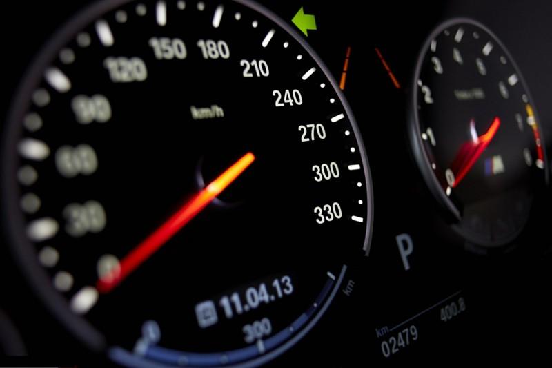 Speed of vehicles Karumba Point Sunset Caravan Park