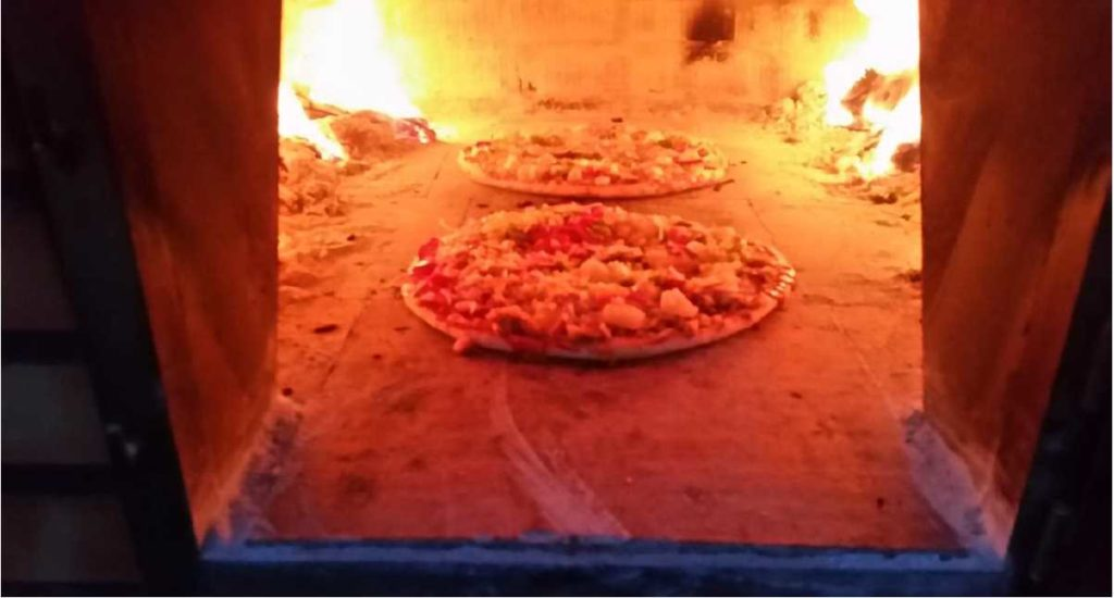 Friday is the new day for Pizzas