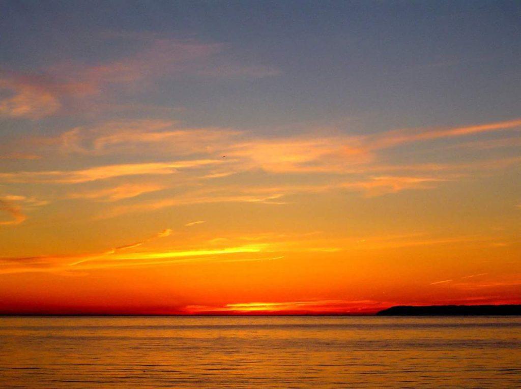 Karumba Point Sunset Caravan Park Sunset View