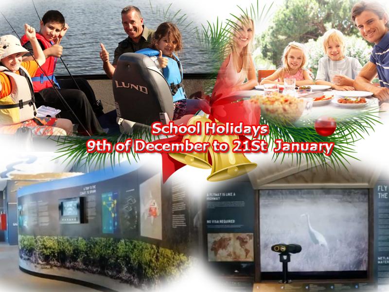 Christmas Children Holidays Karumba Point Sunset Caravan Park