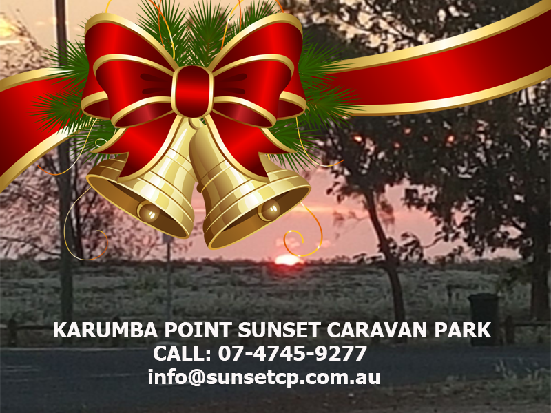 Christmas Holidays Karumba Point Sunset Caravan Park