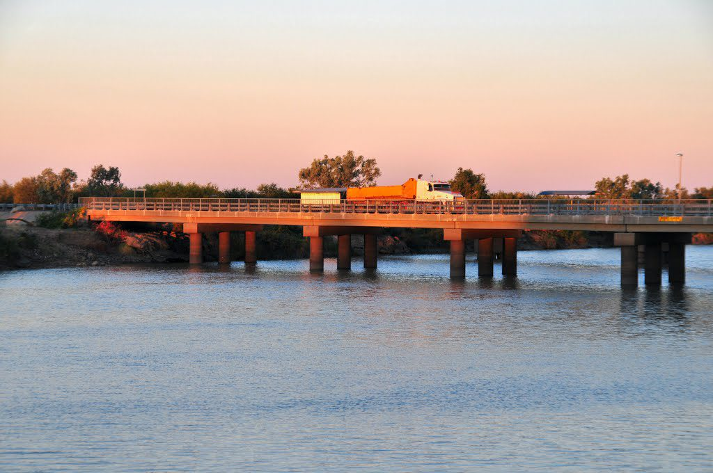 Old Norman River Bridge