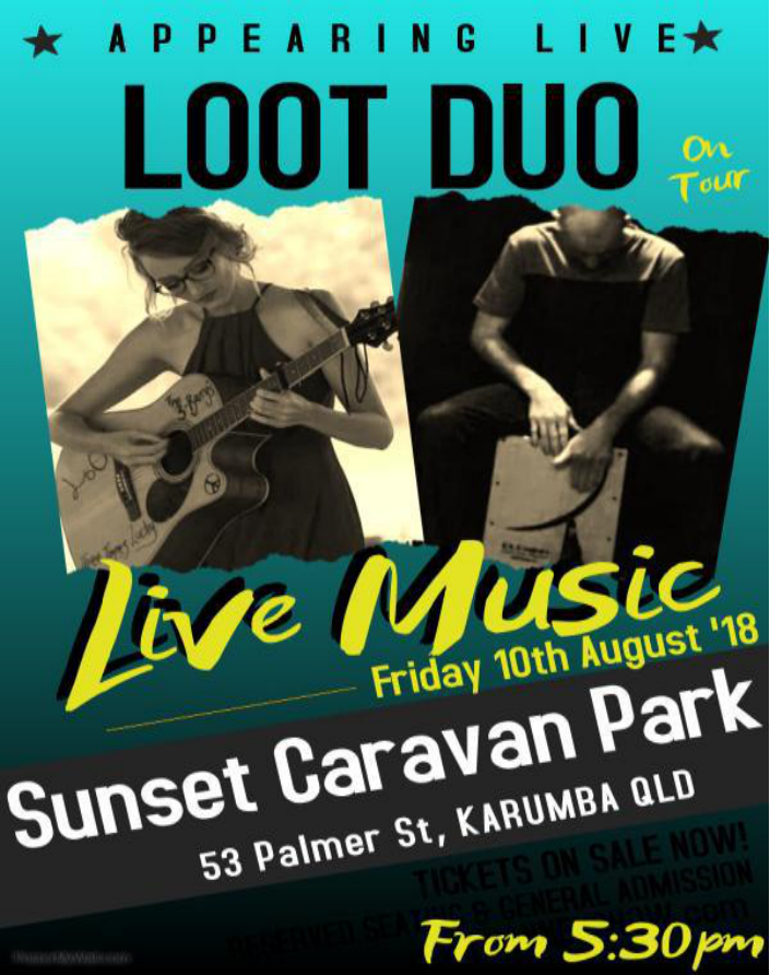 Sunset Dinner Shows On Friday 10th August 2018 Karumba Point Sunset Caravan Park