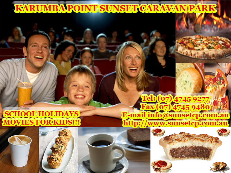 Karumba Point Sunset Caravan Park Children Enjoying